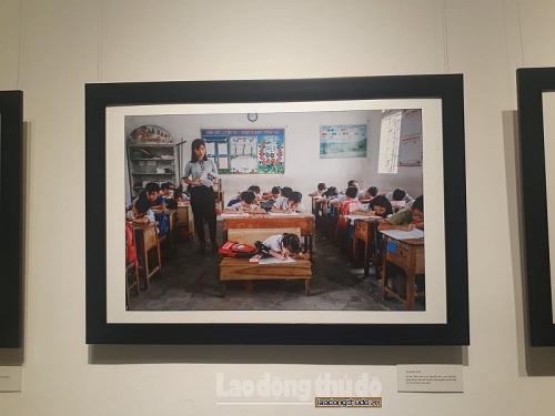"""Hơn 100 bức ảnh được trưng bày tại Triển lãm ảnh báo chí """"Dấu ấn 2019"""""""