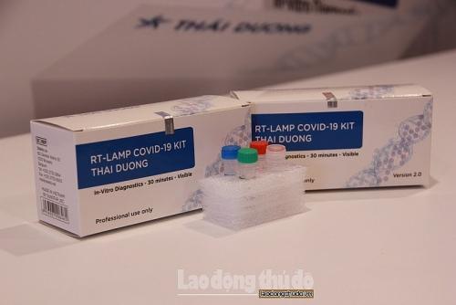 Công bố thành tựu nghiên cứu và sản xuất hai bộ kit chẩn đoán virus SARS-CoV-2