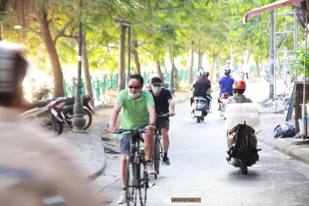 Hà Nội: Từ 0 giờ ngày 26/6 cho phép hoạt động thể dục, thể thao ngoài trời nhưng không quá 20 người