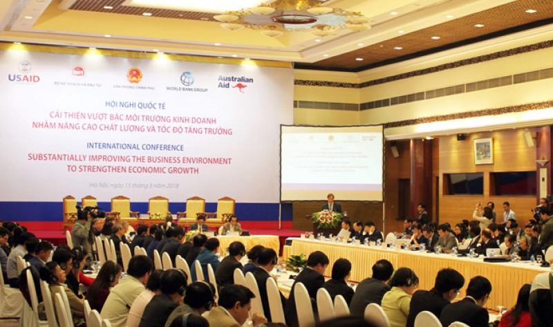 Tập trung cải thiện các chỉ số môi trường kinh doanh