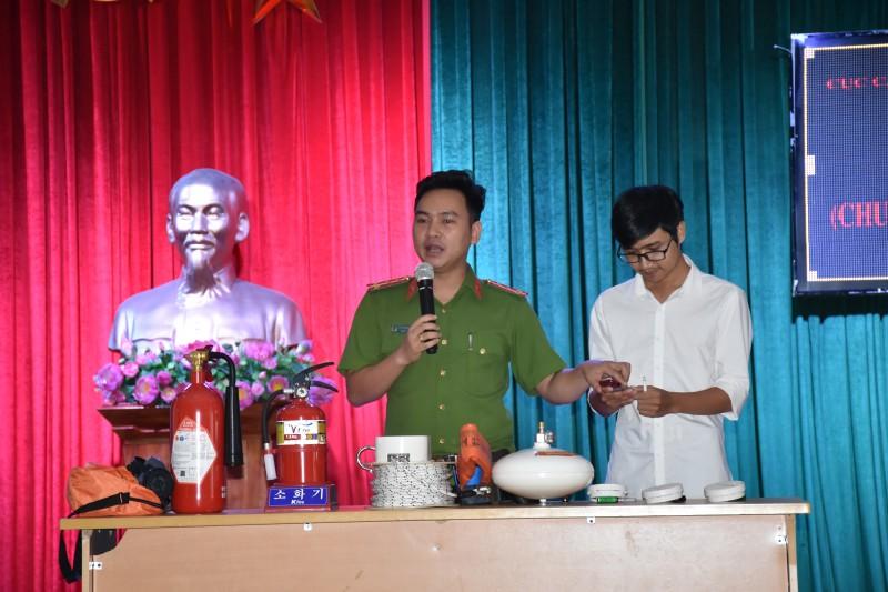 tap huan cong tac phong chay chua chay cho can bo chu chot cua ha noi