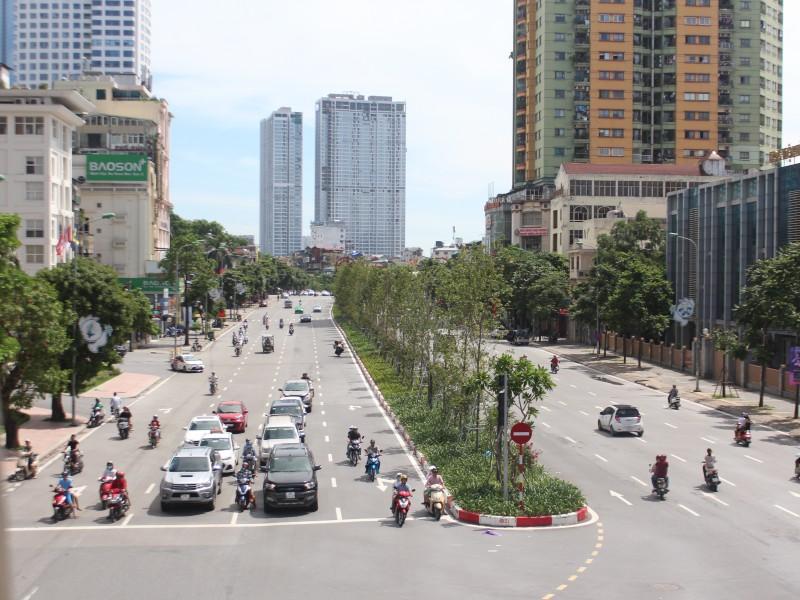 Tỷ lệ ngày có chất lượng không khí tốt ở khu vực dân cư tăng cao