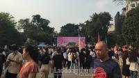 Thắt chặt các hoạt động biểu diễn tại phố đi bộ hồ Hoàn Kiếm