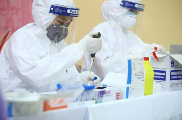 Hà Nội hỗ trợ 100% chi phí xét nghiệm sàng lọc SARS-CoV-2