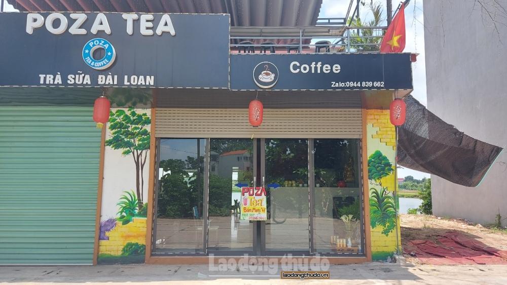 Huyện Mê Linh: Hàng ăn, quán cà phê tuân thủ đúng chỉ đạo của Thành phố