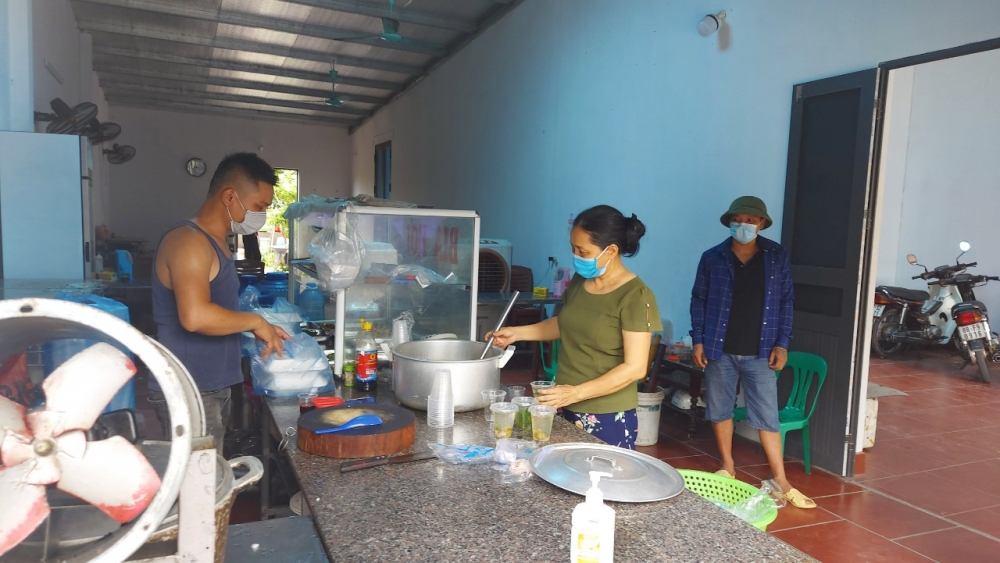 Huyện Mê Linh: Kiểm soát chặt chẽ, không để dịch lây lan trong cộng đồng