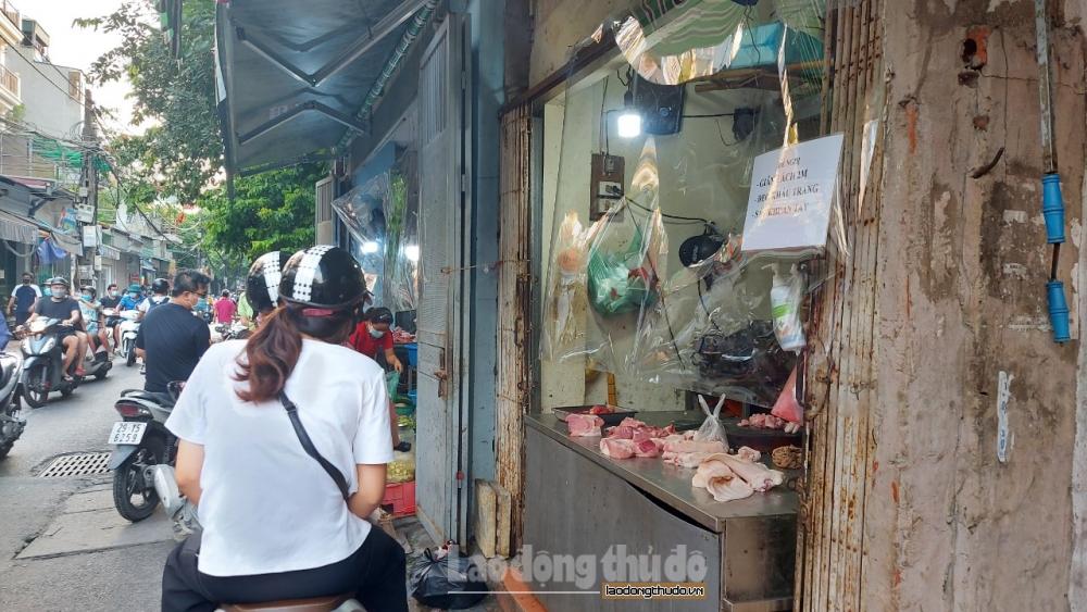 Quyết liệt, sáng tạo trong công tác phòng, chống dịch tại các chợ dân sinh