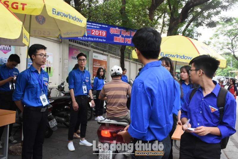 Phát huy vai trò của tuổi trẻ Thủ đô trong bảo vệ môi trường