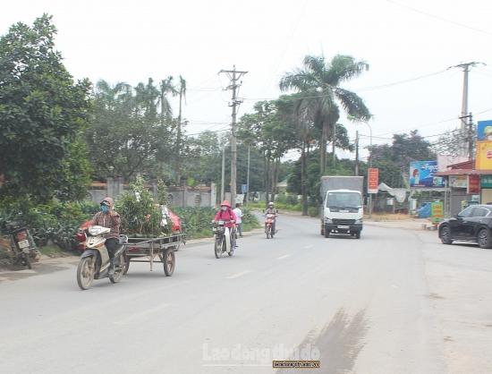 Nhiều chuyển biến tích cực trong công tác quy hoạch và phát triển đô thị huyện Mê Linh