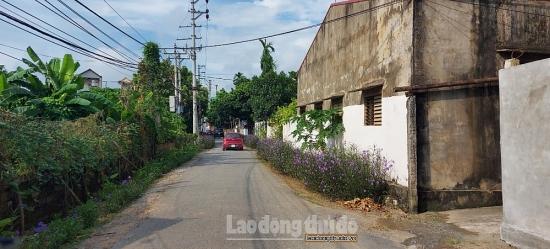 Xã Hoàng Văn Thụ vượt khó xây dựng nông thôn mới