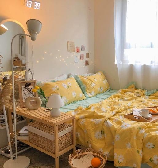 Biến hóa căn phòng hẹp thành không gian sống mơ ước với chi phí thấp