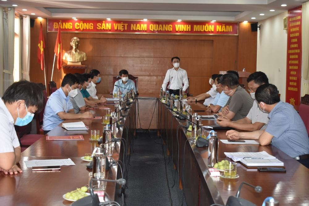 608 y, bác sĩ tỉnh Vĩnh Phúc hỗ trợ huyện Mê Linh trong công tác phòng, chống dịch