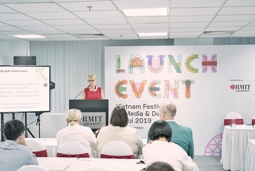 Liên hoan truyền thông và thiết kế lần đầu xuất hiện tại Việt Nam