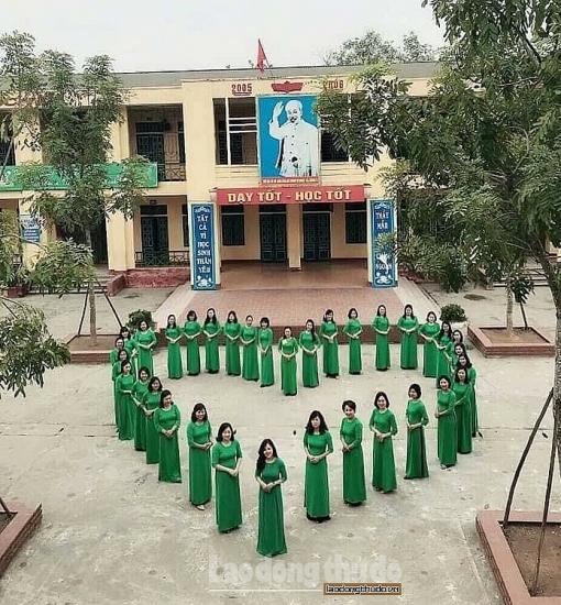Công đoàn Trường Tiểu học Hữu Bằng: Chú trọng xây dựng công đoàn cơ sở vững mạnh