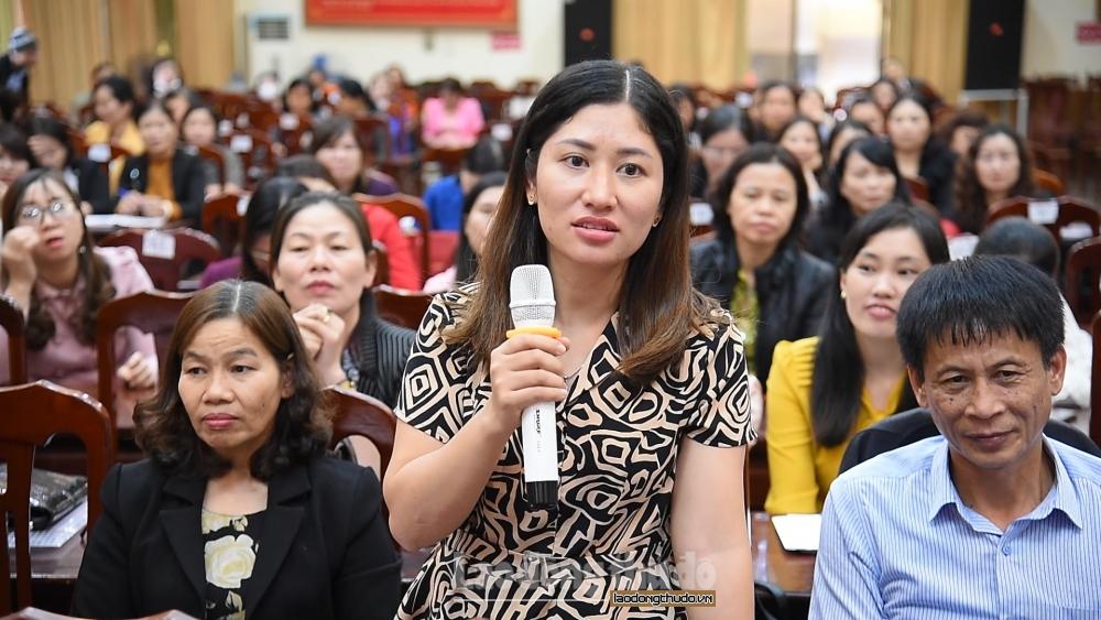 Giải đáp vướng mắc cho hơn 300 công nhân, viên chức, người lao động huyện Thường Tín