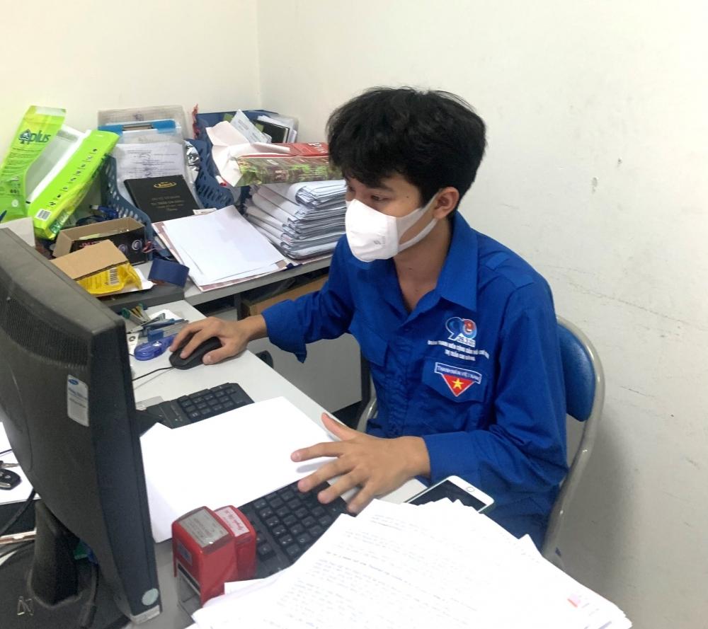 Thanh niên Mê Linh mở chiến dịch tạo mã QR hỗ trợ nhân dân