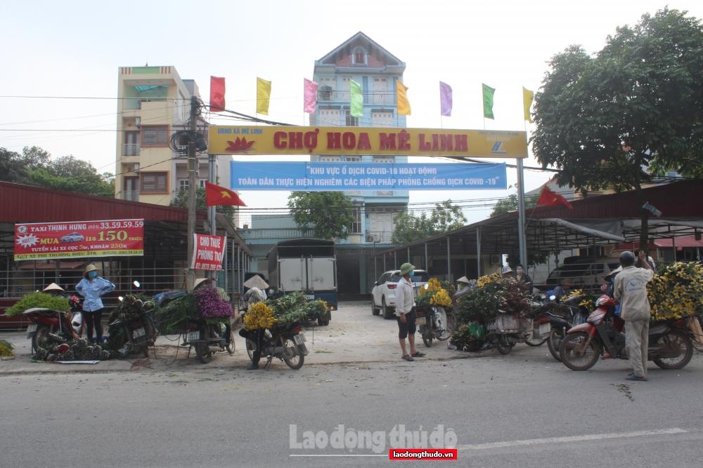 Huyện Mê Linh phấn đấu về đích nông thôn mới trong năm 2021