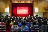 Bí thư Thành ủy Hà Nội gặp gỡ, đối thoại với đại biểu phụ nữ Thủ đô