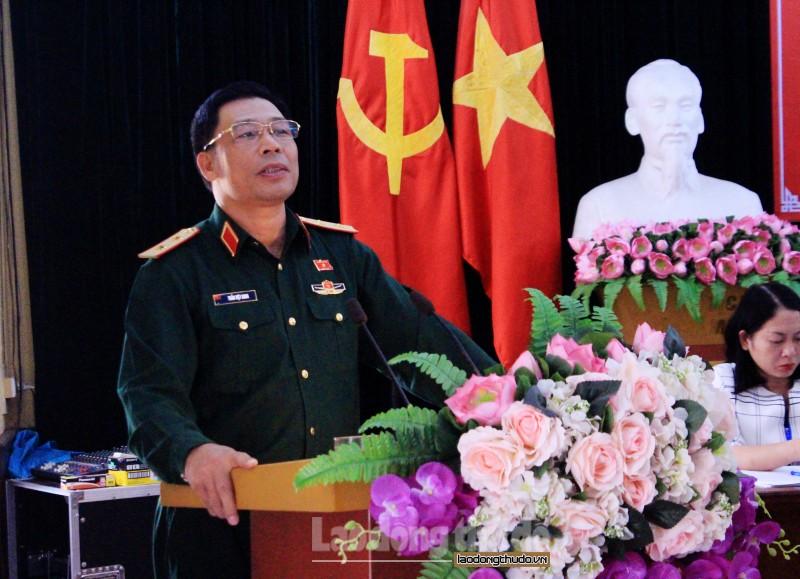 Đại biểu Quốc hội TP Hà Nội trả lời cử tri huyện Gia Lâm về công tác GPMB đường 181