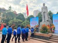 Tuổi trẻ Thủ đô kỉ niệm 110 năm ngày sinh đồng chí Hoàng Văn Thụ