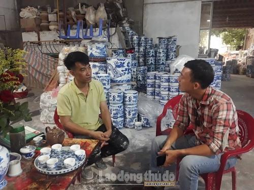 Tìm về làng gốm cổ truyền Kim Lan