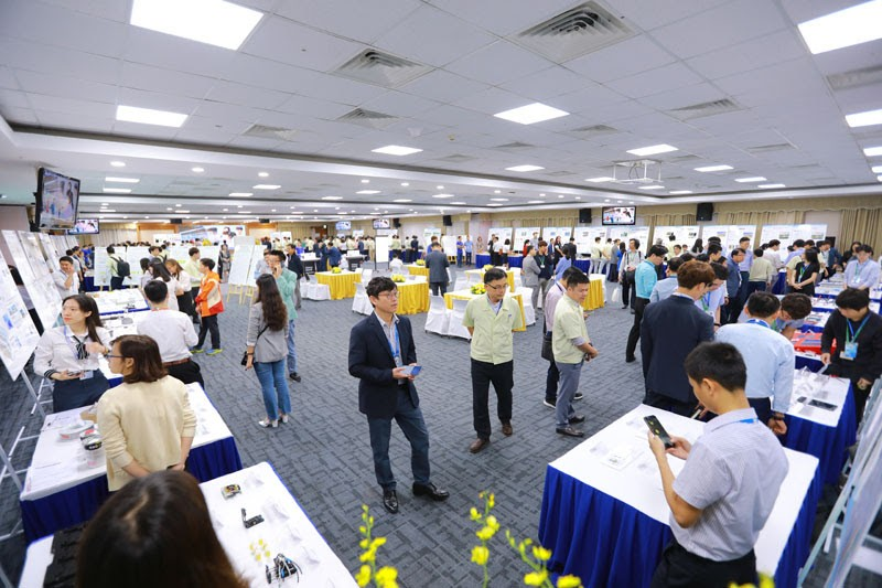 31 doanh nghiep viet nam tham gia trien lam cong nghiep ho tro 2019