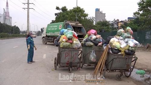 Chung tay xóa bỏ rác thải nhựa tại Việt Nam
