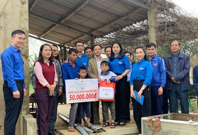 Tuổi trẻ Thủ đô tổ chức nhiều hoạt động tình nguyện tại miền Trung