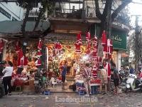 Rực rỡ sắc đỏ chào đón Giáng sinh