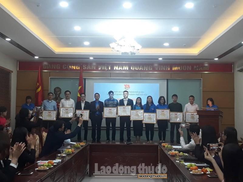 tong ket cong tac doan va phong trao thanh nien 2018