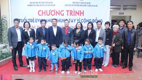 Tuổi trẻ EVN Hà Nội chung tay vì cộng đồng
