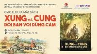 Hành trình đầy dũng cảm của hai chú voi Xung và Cung