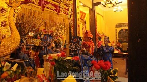 Về đình Kim Mã thăm Đức thánh Phùng Hưng