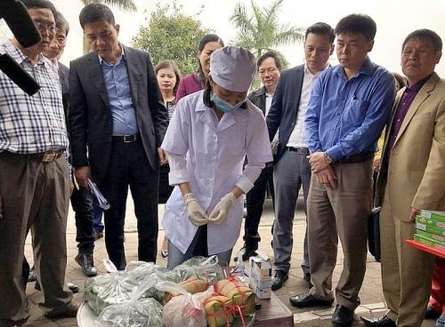 Hà Nội thành lập 3 đoàn kiểm tra về an toàn thực phẩm dịp Tết