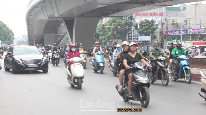 Hà Nội phấn đấu giải quyết từ 8 - 10 điểm ùn tắc giao thông năm 2020