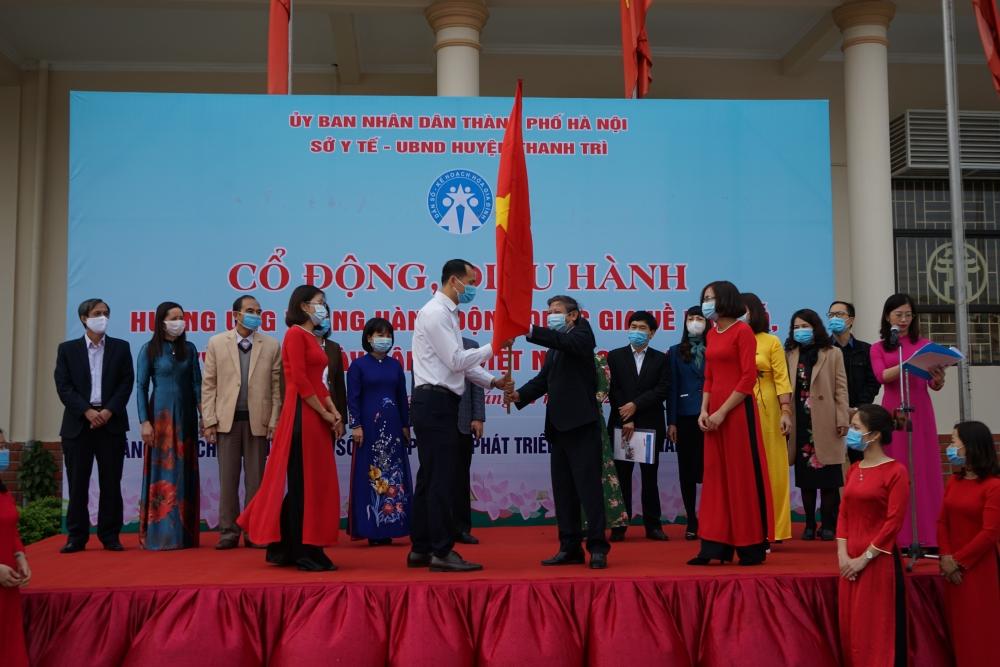 Hà Nội tổ chức Lễ phát động Tháng hành động Quốc gia về dân số năm 2020