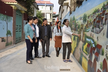 Hai xã cuối cùng của huyện Mê Linh cán đích Nông thôn mới