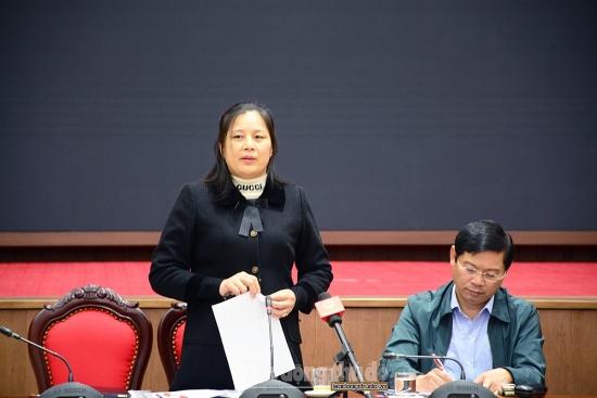 100% người dân huyện Ứng Hòa sẽ được sử dụng nước sạch trong năm 2021