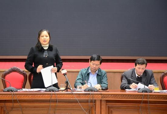 Huyện Ứng Hòa quan tâm quy hoạch sân bay phía Nam Hà Nội