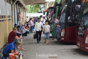 Hà Nội tăng cường hơn 2000 lượt xe trong dịp cao điểm nghỉ Tết năm 2021