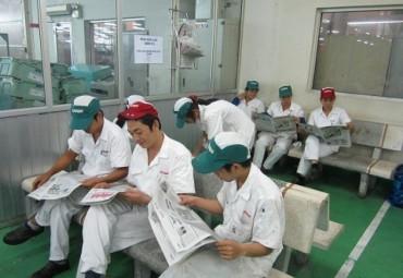 Nâng cao chất lượng cuộc sống của công nhân lao động