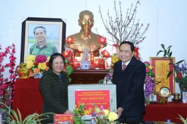 MTTQ Việt Nam góp mùa xuân cho đồng bào khó khăn