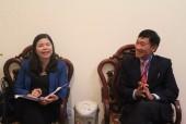 LĐLĐ huyện Thanh Oai nêu cao tinh thần làm việc sau nghỉ Tết