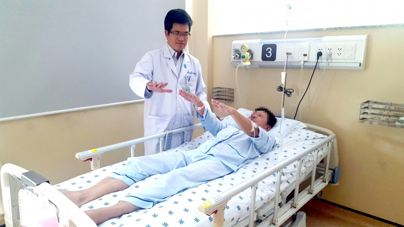 Đột quỵ trong lúc ngủ, không phát hiện kịp dễ bị liệt nửa người