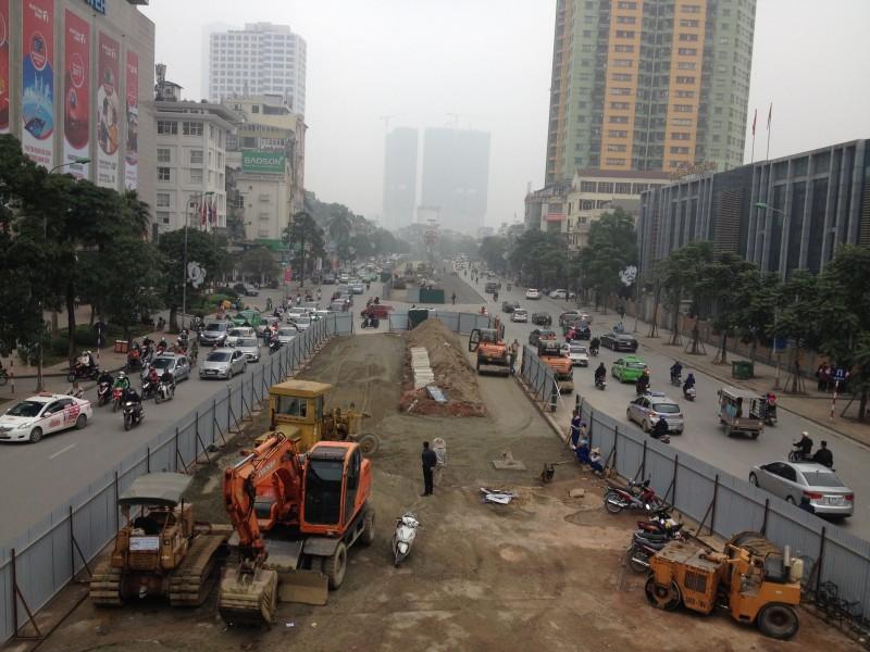 Đang mở rộng tuyến đường đẹp nhất Việt Nam