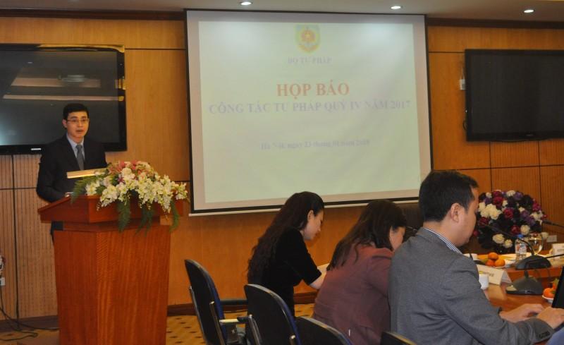 8 nhom nhiem vu trong tam cong tac tu phap nam 2018