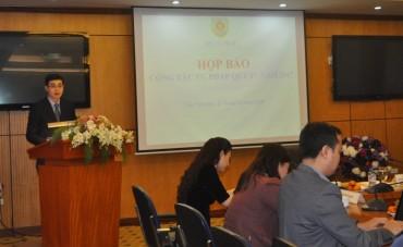 8 nhóm nhiệm vụ trọng tâm công tác tư pháp năm 2018