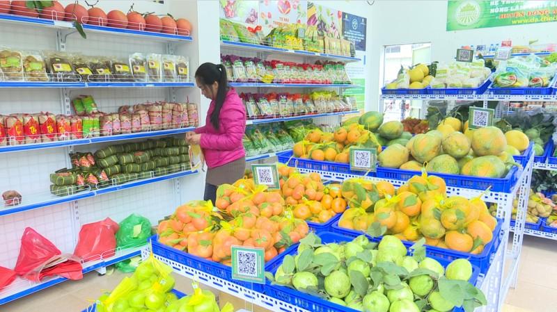 Phát triển chuỗi liên kết sản xuất, kinh doanh thực phẩm an toàn