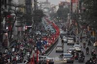 Hà Nội: 3 khu vực có chất lượng không khí kém trong ngày