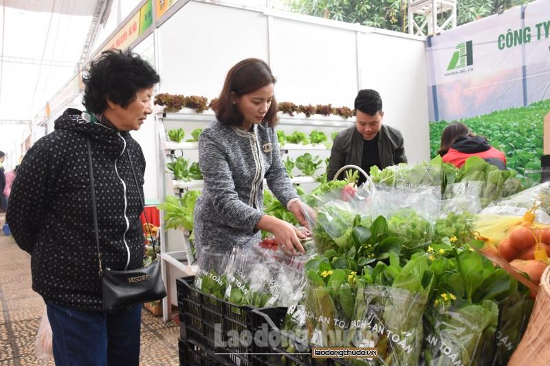 Nỗ lực cung ứng nông sản an toàn cho người tiêu dùng